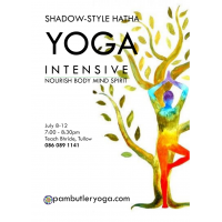 Yoga - Summer Intensive