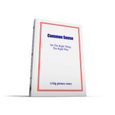 Common Sense - paperback book